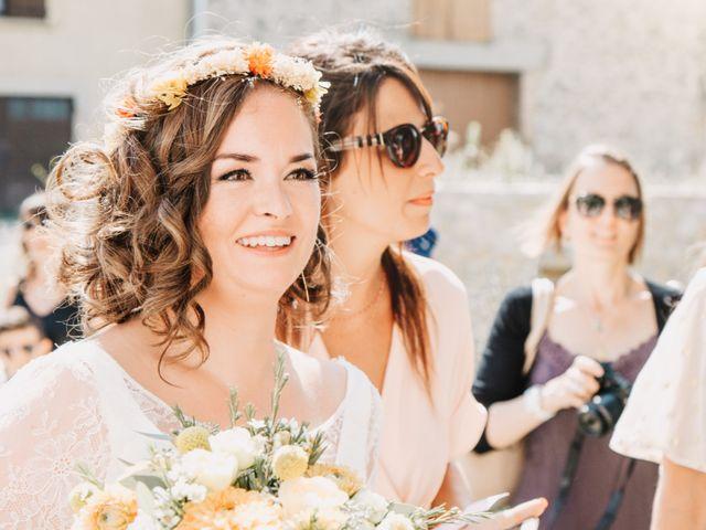 Le mariage de Matthieu et Charline à Pieusse, Aude 34