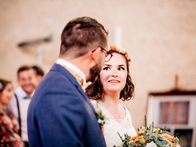 Le mariage de Matthieu et Charline à Pieusse, Aude 42