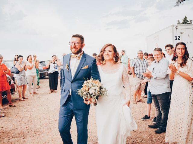 Le mariage de Matthieu et Charline à Pieusse, Aude 1