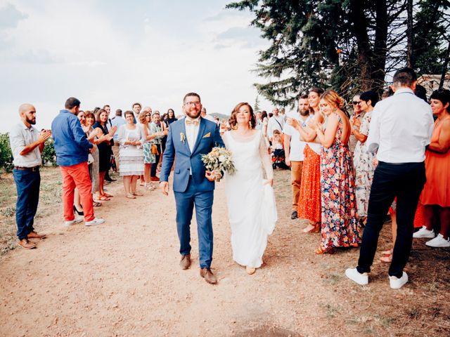 Le mariage de Matthieu et Charline à Pieusse, Aude 57