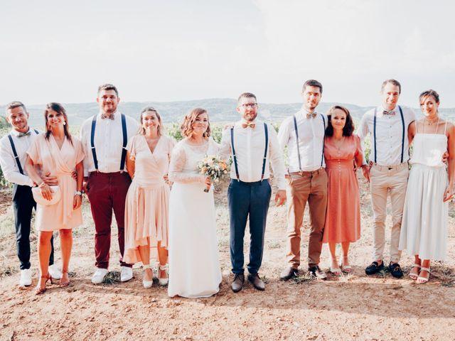 Le mariage de Matthieu et Charline à Pieusse, Aude 71