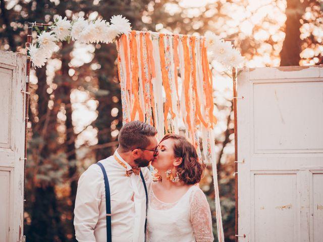 Le mariage de Matthieu et Charline à Pieusse, Aude 75