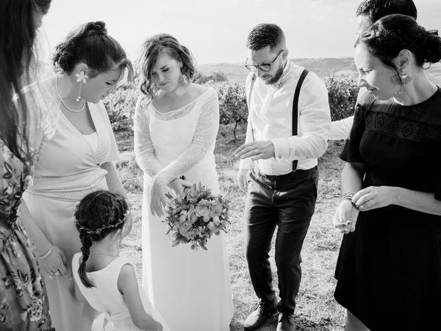 Le mariage de Matthieu et Charline à Pieusse, Aude 77