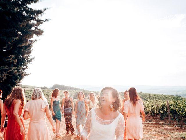 Le mariage de Matthieu et Charline à Pieusse, Aude 80