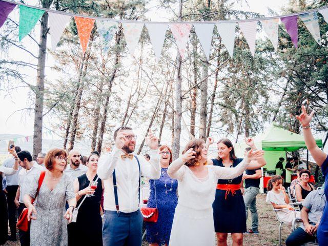 Le mariage de Matthieu et Charline à Pieusse, Aude 83