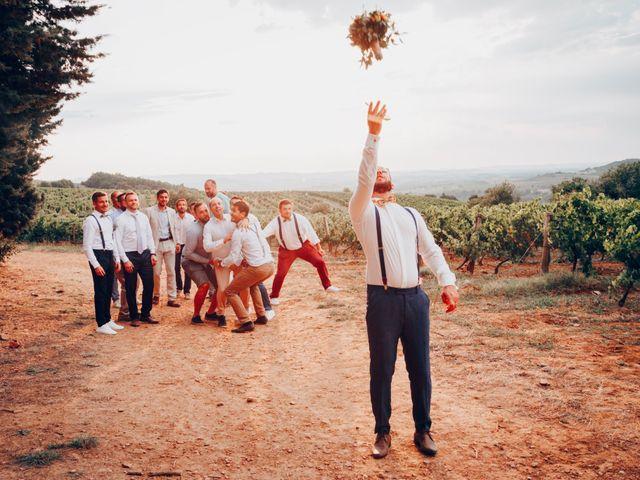 Le mariage de Matthieu et Charline à Pieusse, Aude 86