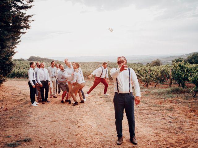 Le mariage de Matthieu et Charline à Pieusse, Aude 87