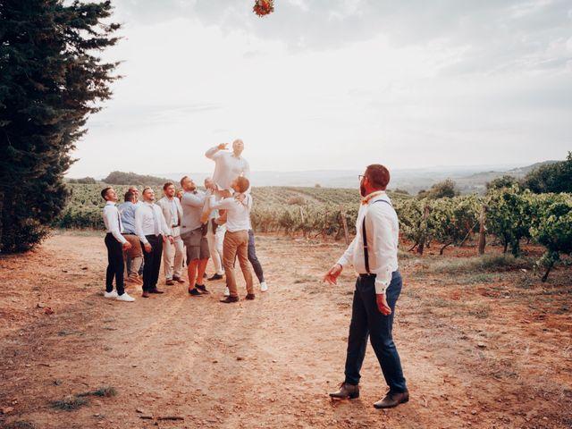 Le mariage de Matthieu et Charline à Pieusse, Aude 88