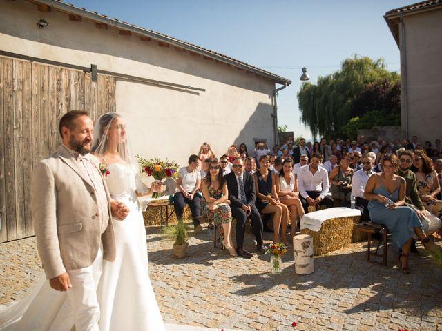 Le mariage de Guillaume et Lenaïc à Mornand-en-Forez, Loire 24