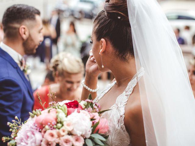 Le mariage de Mickaël et Laetitia à Caussens, Gers 24