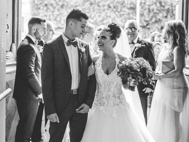 Le mariage de Mickaël et Laetitia à Caussens, Gers 25