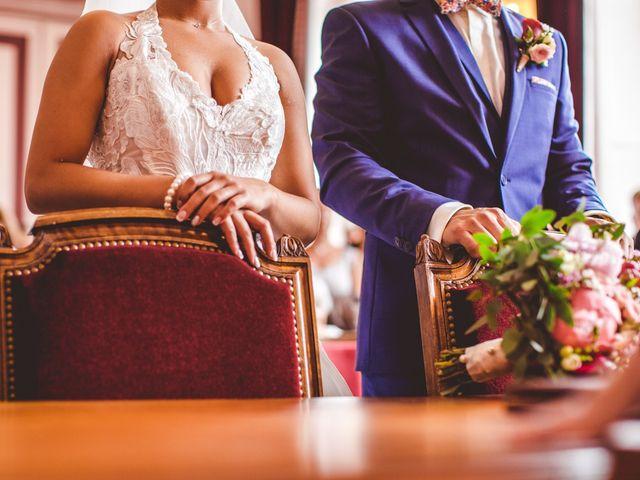 Le mariage de Mickaël et Laetitia à Caussens, Gers 27