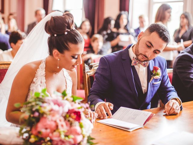 Le mariage de Mickaël et Laetitia à Caussens, Gers 31