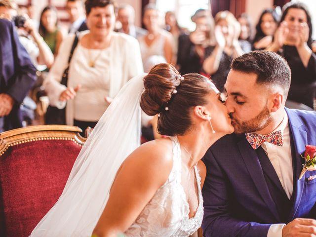 Le mariage de Mickaël et Laetitia à Caussens, Gers 32