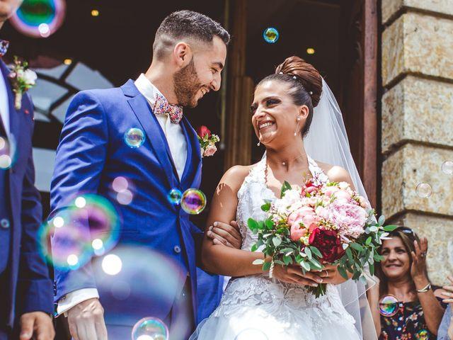 Le mariage de Mickaël et Laetitia à Caussens, Gers 33
