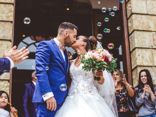 Le mariage de Mickaël et Laetitia à Caussens, Gers 34