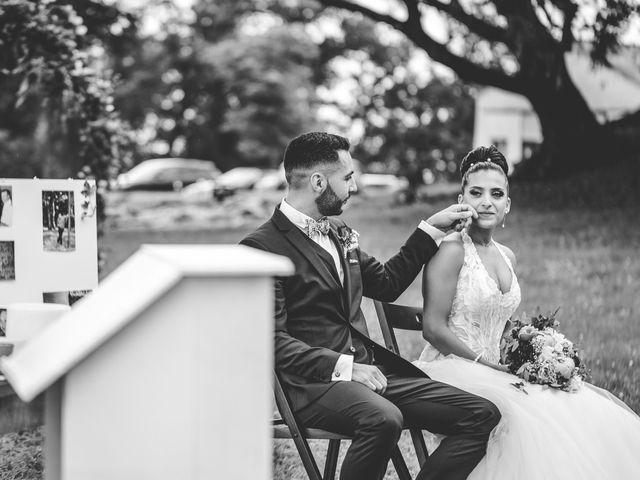 Le mariage de Mickaël et Laetitia à Caussens, Gers 35