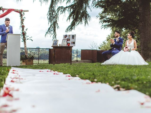 Le mariage de Mickaël et Laetitia à Caussens, Gers 41