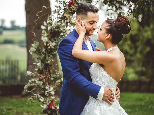 Le mariage de Laetitia et Mickaël