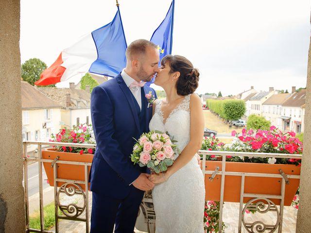 Le mariage de Cindy et Alexandre à Orgerus, Yvelines 16