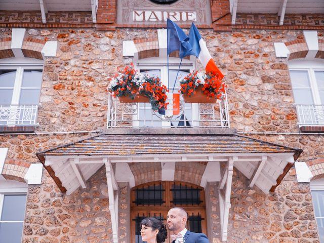 Le mariage de Cindy et Alexandre à Orgerus, Yvelines 17
