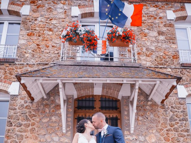 Le mariage de Cindy et Alexandre à Orgerus, Yvelines 18