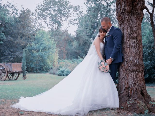 Le mariage de Alexandre et Cindy