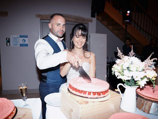 Le mariage de Cindy et Alexandre à Orgerus, Yvelines 83