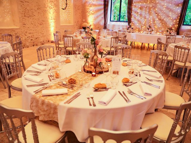 Le mariage de Cindy et Alexandre à Orgerus, Yvelines 89