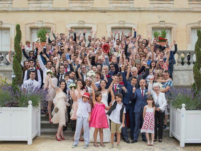 Le mariage de Eliott et Laurie  à Narbonne, Aude 16