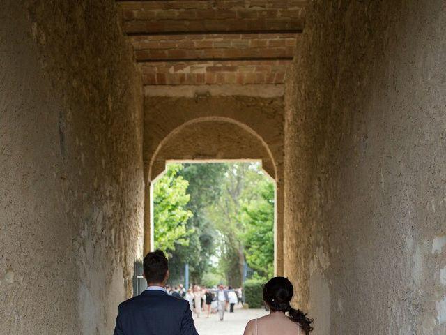 Le mariage de Eliott et Laurie  à Narbonne, Aude 21