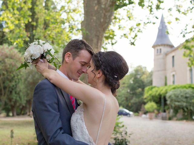 Le mariage de Eliott et Laurie  à Narbonne, Aude 29