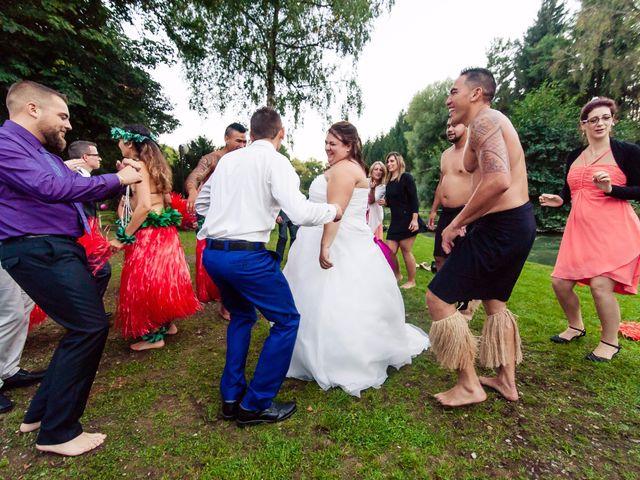 Le mariage de Alexandre et Agathe à Riedisheim, Haut Rhin 17