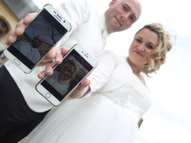 Le mariage de Fabrice et Amandine à Bondoufle, Essonne 16