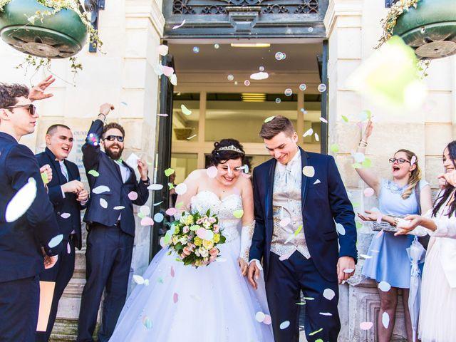 Le mariage de Flore et Sylver