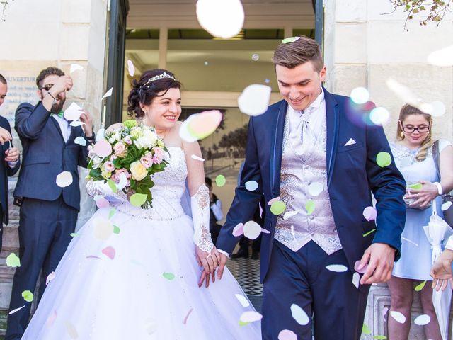 Le mariage de Sylver et Flore à Châtelaillon-Plage, Charente Maritime 16