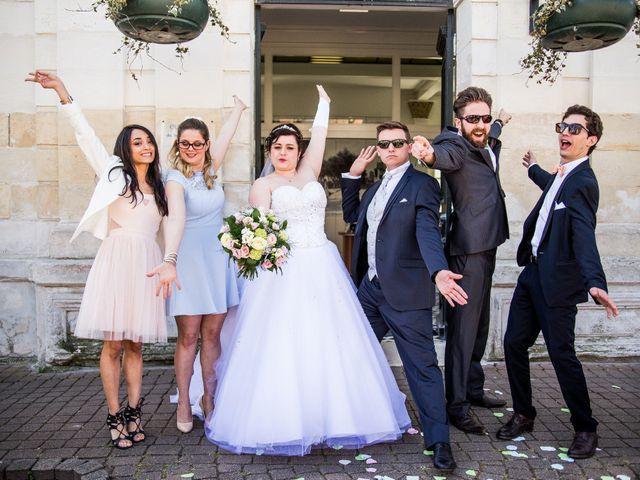 Le mariage de Sylver et Flore à Châtelaillon-Plage, Charente Maritime 18