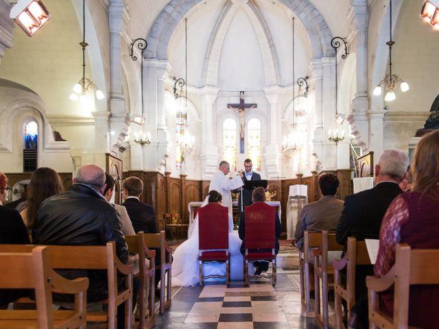 Le mariage de Sylver et Flore à Châtelaillon-Plage, Charente Maritime 20