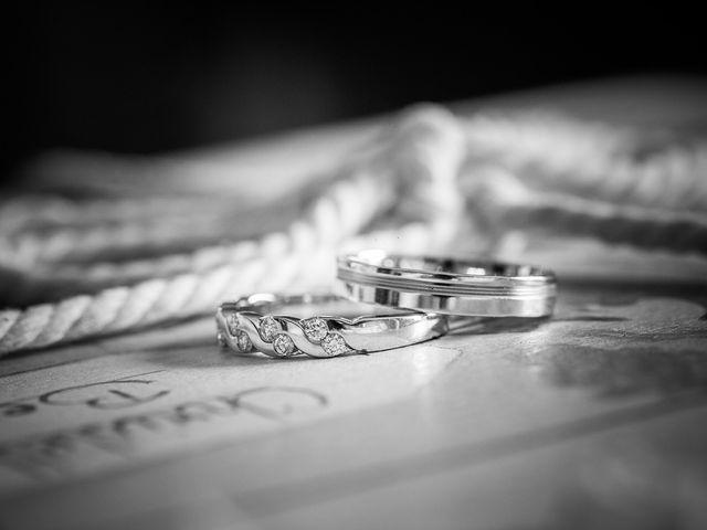 Le mariage de Benjamin et Christelle à Pessac, Gironde 6