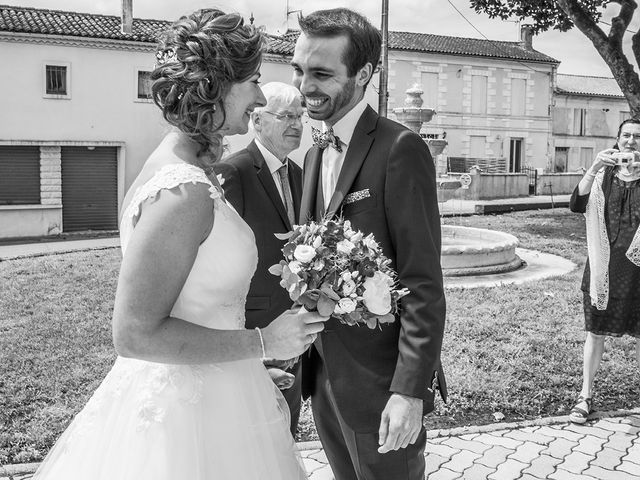 Le mariage de Benjamin et Christelle à Pessac, Gironde 11