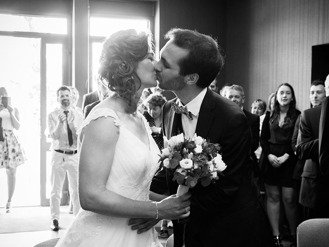 Le mariage de Benjamin et Christelle à Pessac, Gironde 12
