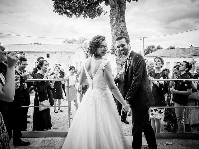 Le mariage de Benjamin et Christelle à Pessac, Gironde 13