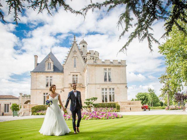 Le mariage de Benjamin et Christelle à Pessac, Gironde 14