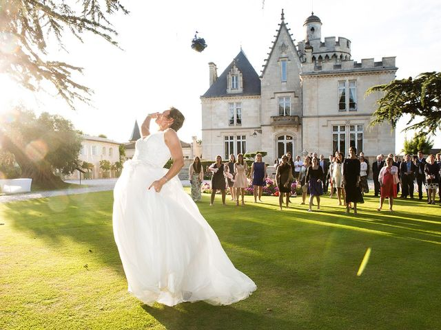 Le mariage de Benjamin et Christelle à Pessac, Gironde 2
