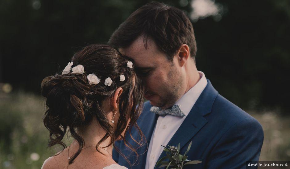 Le mariage de Sébastien et Aurélie à Pont-sur-Yonne, Yonne