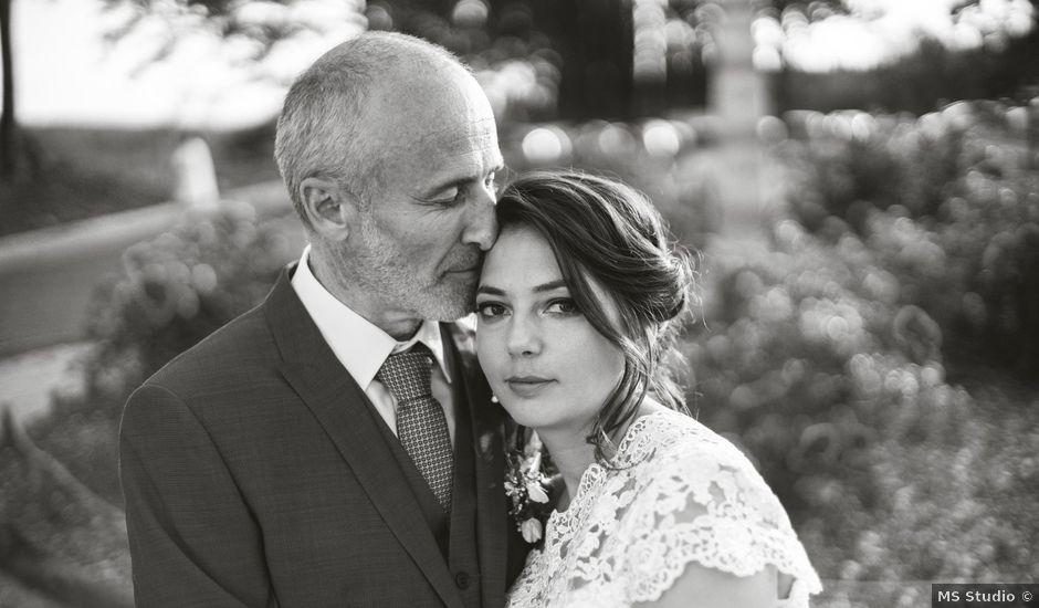 Le mariage de Nicolas et Sabrina à Amondans, Doubs