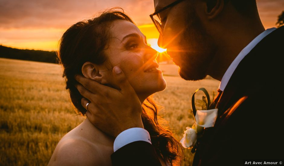 Le mariage de Hugo et Nadia à Rosny-sur-Seine, Yvelines