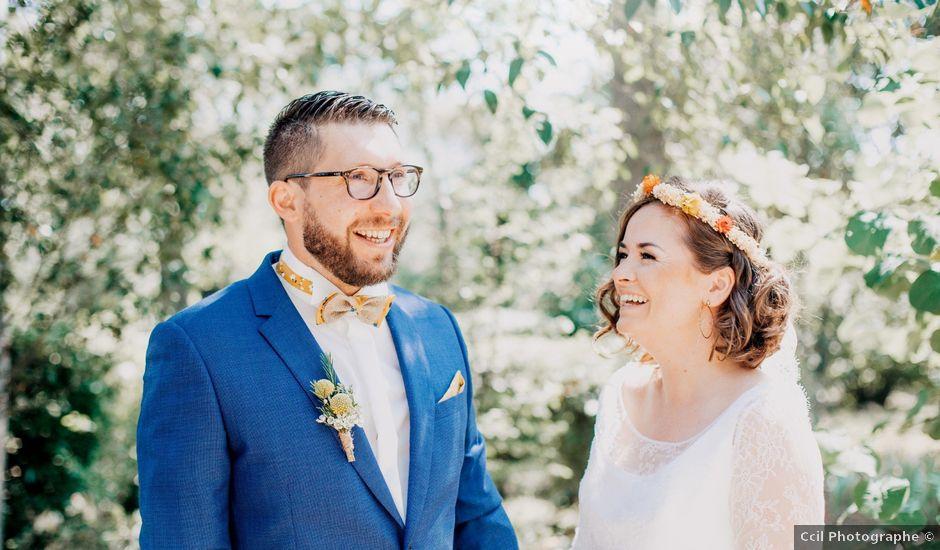 Le mariage de Matthieu et Charline à Pieusse, Aude