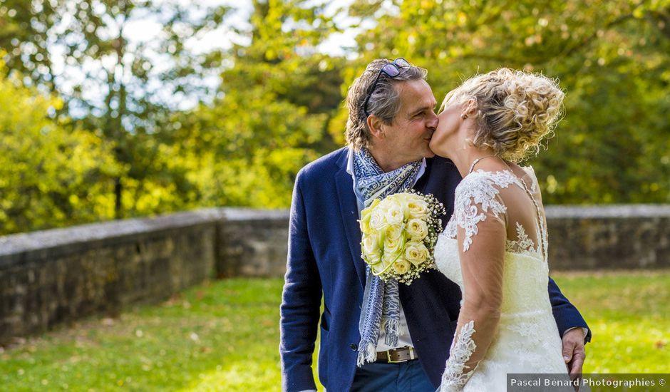 Le mariage de Luc et Sandy à Meulan, Yvelines