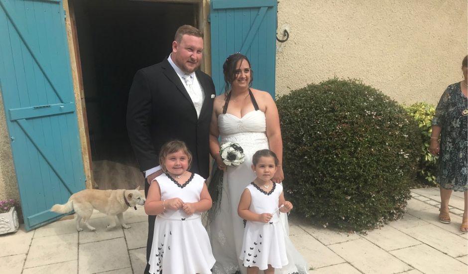 Le mariage de Enrik et Marjolaine  à Labéjan, Gers